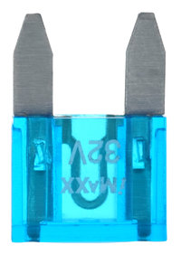 MINI FUSE ZEKERING 10MM 15A BLUE