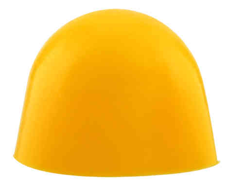 SILICONEN CAP T10/BA9s COVER YELLOW